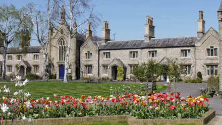 Richmond Charities - Almshouses - Hickey's