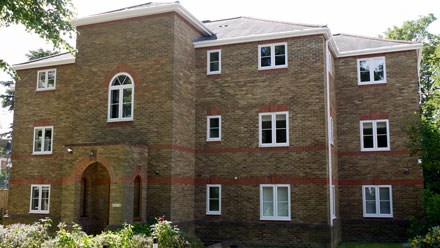 Richmond Charities - Almshouses - Manning Place