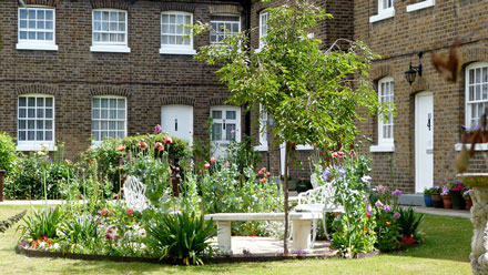 Richmond Charities - Almshouses - Michels