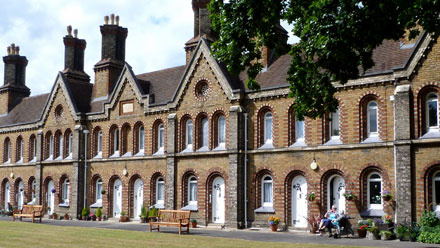 Richmond Charities - Almshouses - Church Estate