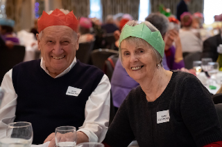 Richmond Charities Christmas dinner 2018 CR 1485