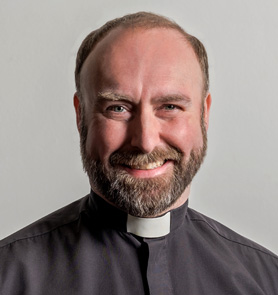 Rev'd Stuart Lee (Chaplain)